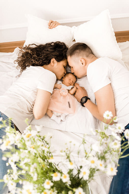 Sesja rodzinna Nina Skwira zdjęcia lifestyle Trójmiasto