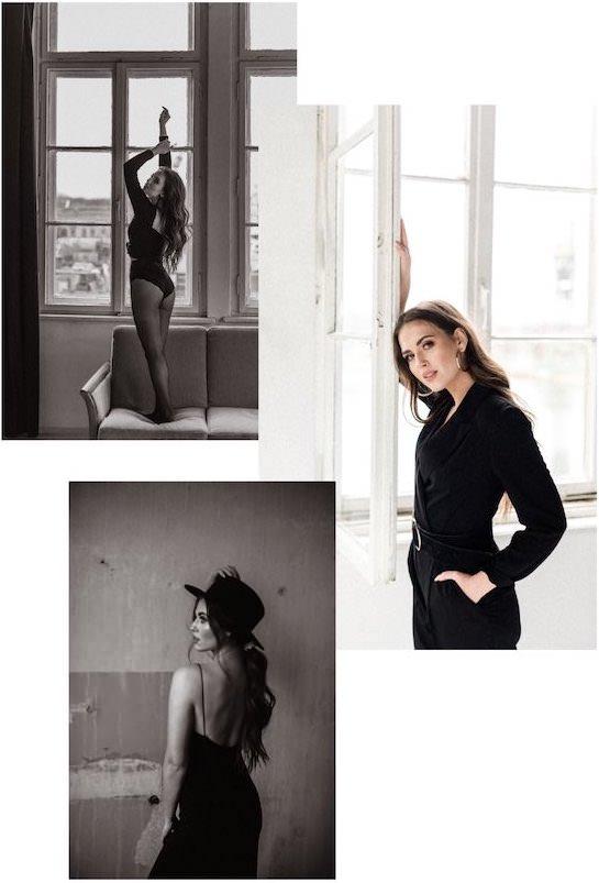 Zdjęcia kobiet Nina Portraits zdjęcia dziewczyn Trójmiasto
